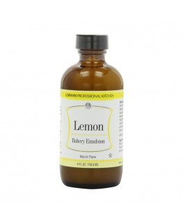 LorAnn Lemon Flavor, Bakery Emulsion - 118ml