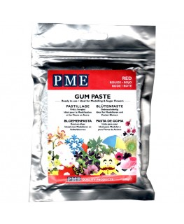 PME Gum Paste Red 200g