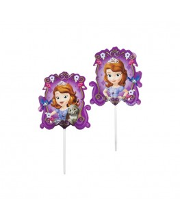 Wilton Sofia The First Fun Pix 24pk