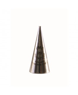 PME Calligraphy Supatube Stainless Steel Piping Nozzle - Fine