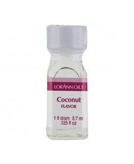 LorAnn Super Strength Coconut Flavor - 1 Dram (3.7ml)
