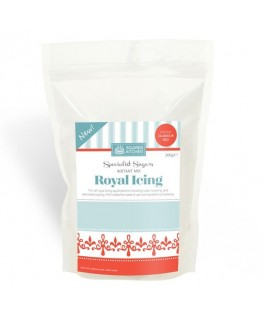 Squires Kitchen Royal Icing Glamour Red 500g