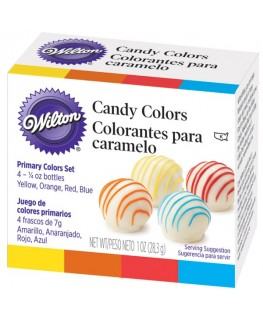 Wilton Candy Colours 7g