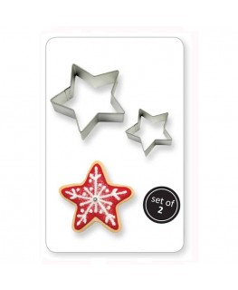PME Cookie & Cake Star Cutter 2pc