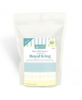 Squires Kitchen Royal Icing Delicate Lemon 500g