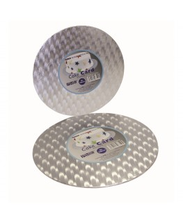 "PME 4"" Round Cake Card (3mm thick)"
