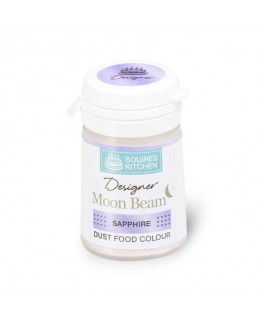 Squires Kitchen Designer Moon Beam Lustre Dust Sapphire 6g