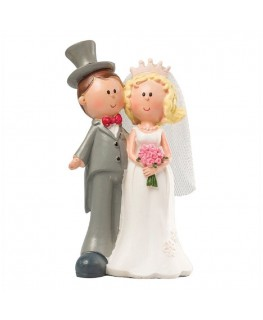 Culpitt Wedding Couple Topper