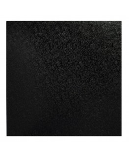 "Culpitt 10"" Square Black Cake Board"