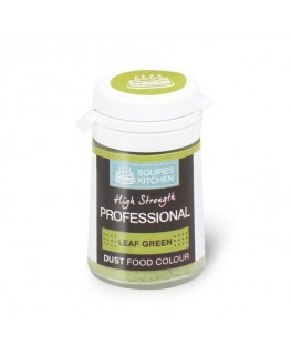 Squires Kitchen Professional Food Colour Dust Holly/Ivy Dk Green 4g