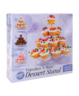 Wilton Cupcakes 'n More Cupcake Stand (Holds 23)
