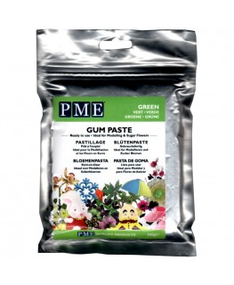 PME Gum Paste Green 200g