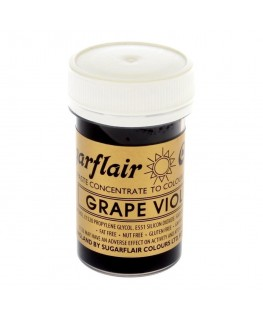 Sugarflair Grape Violet Spectral Paste Colour 25g