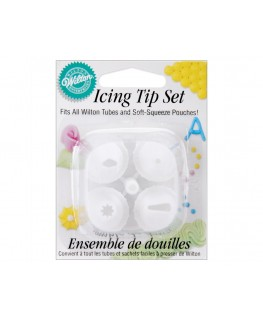 Wilton Icing Tip Set 5pc