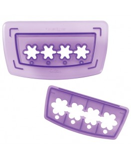Wilton Flower Chain Border Cutting Insert
