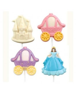 Wilton Fairy Tale Lollipop Mould