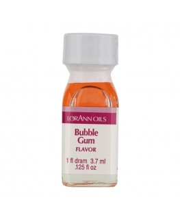 LorAnn Super Strength Bubble Gum Flavor - 1 Dram (3.7ml)