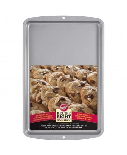 "Wilton Recipe Right Non-Stick Cookie Pan 15.25"" x 10.25"""