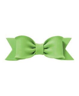 Culpitt Gumpaste Bow Pastel Green 150 x 50mm