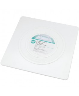 "Wilton 8"" Decorator Preferred Square Separator Plate"