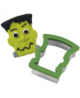 Wilton Monster Head Comfort Grip Cutter 4""
