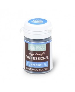 Squires Kitchen Professional Food Colour Dust Hyacinth 4g