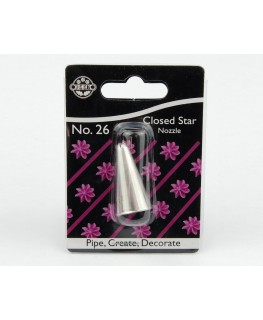 JEM Closed Star Nozzle #26