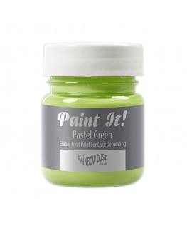 Rainbow Dust Paint It! - Pastel Green - 25ml