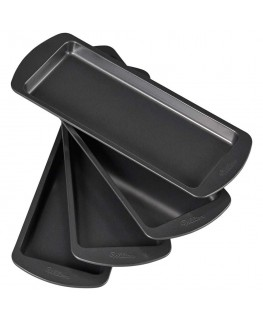 Wilton Easy Layers! Loaf Pan Set 4pc