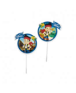 Wilton Jake And The Neverland Pirates Fun Pix 24pk