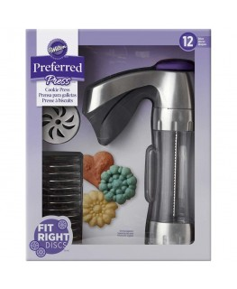 Wilton Preferred Press Cookie Gun